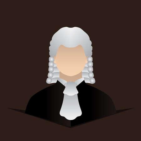 magistrate: judge Illustration
