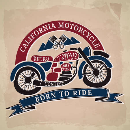 contest: retro customs motor contest