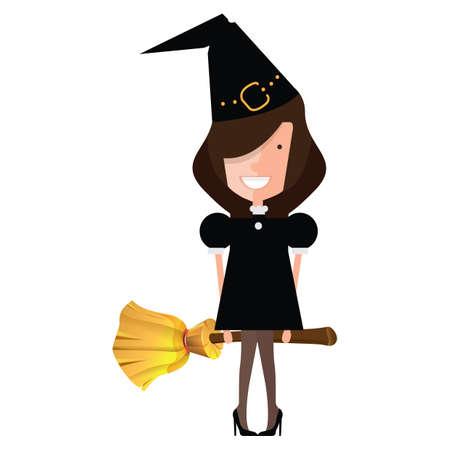 witch Ilustracja