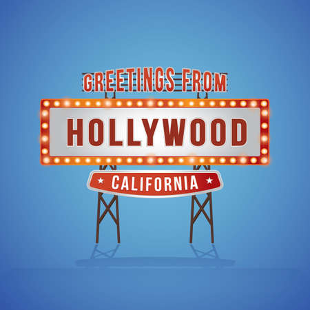 hollywood stars: greetings from hollywood