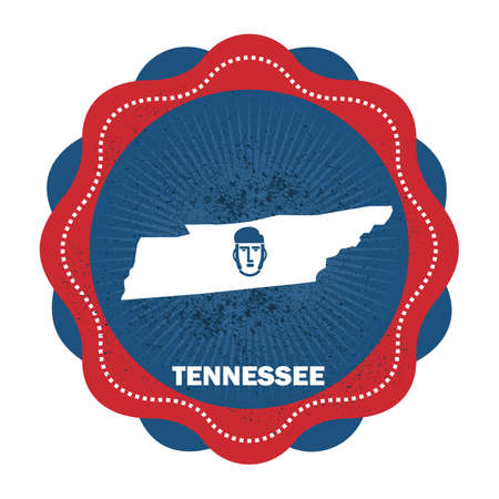 work popular: tennessee state map Illustration