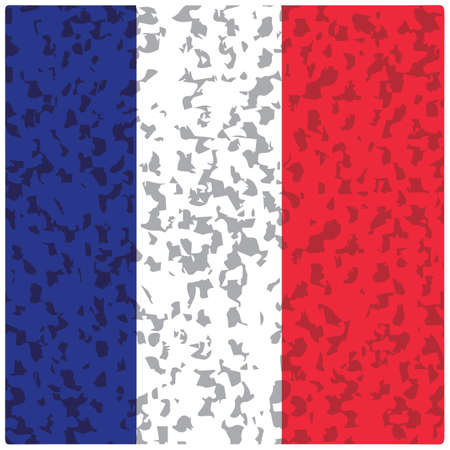 france flag abstract background