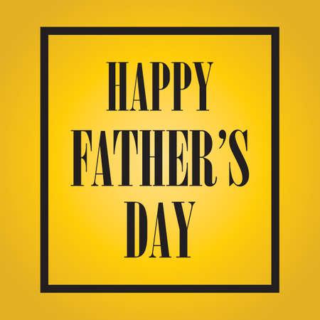 happy father's day Фото со стока - 81485077