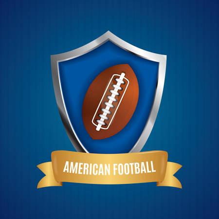 american football wallpaper Stock Vector - 106669775