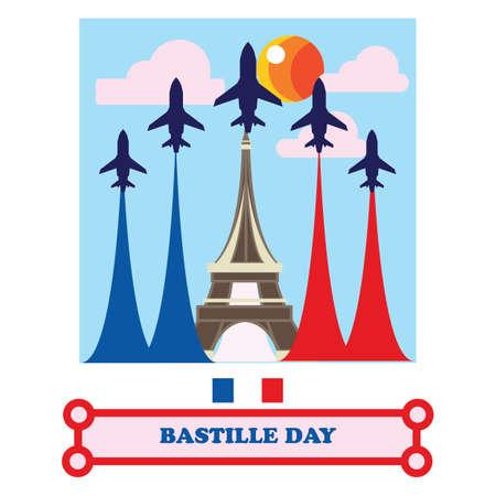 bastille day Zdjęcie Seryjne - 81485129