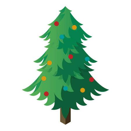 christmas tree Reklamní fotografie - 81485190
