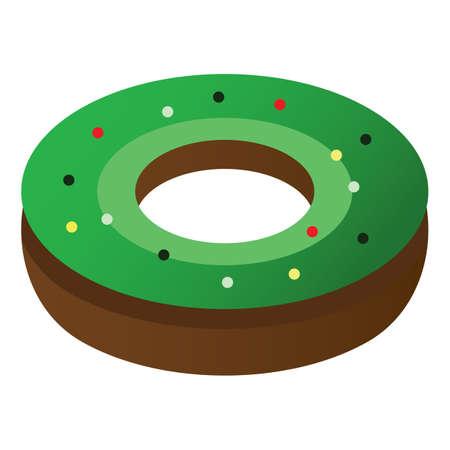 donut Stock Vector - 81485196