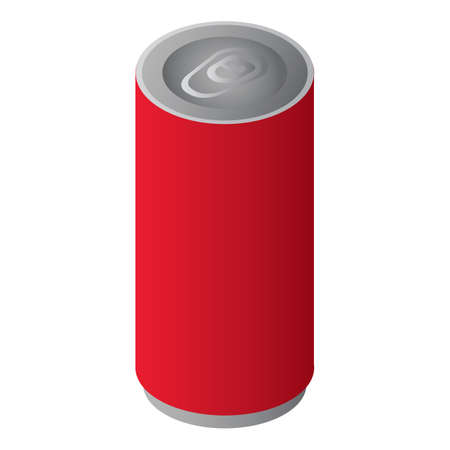 tin can with ring pull