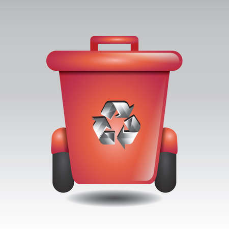 recycle bin Illustration