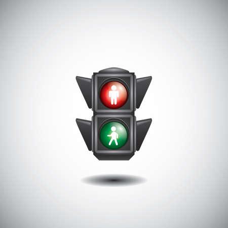 segnale stradale di attraversamento pedonale