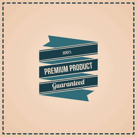 premium product banner Ilustração