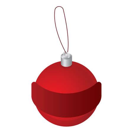 Weihnachtskugeln Standard-Bild - 81485385