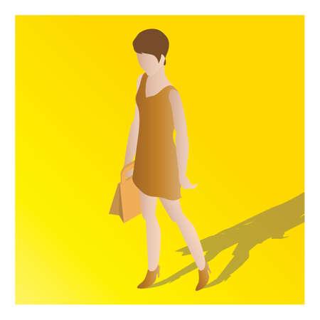 女性の等尺性