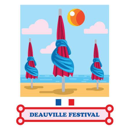 ドーヴィル祭り