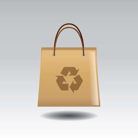 paper bag Çizim