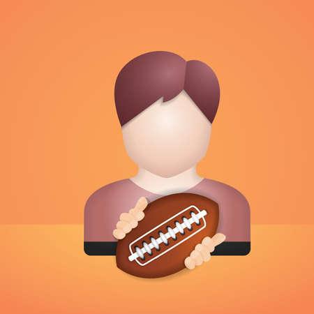 jugador de futbol americano