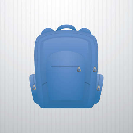 backpack Иллюстрация