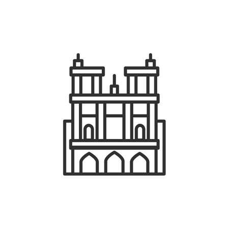 Notre Dame de Paris Standard-Bild - 81485502