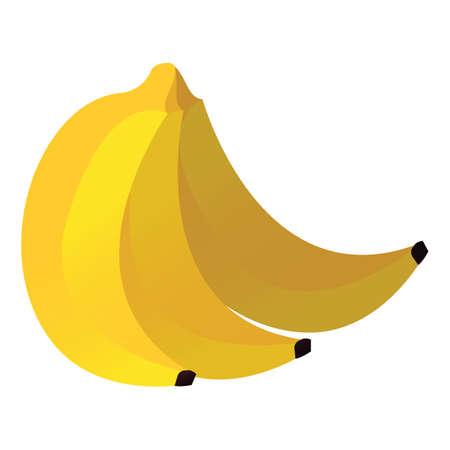 bananas Ilustracja
