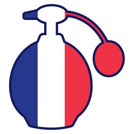 perfume Ilustração