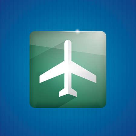 airport sign Çizim