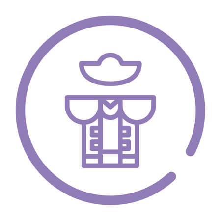 matador outfit Illustration
