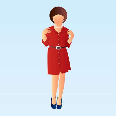 Femme Banque d'images - 81485619
