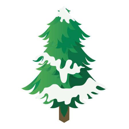 christmas tree Фото со стока - 81485624