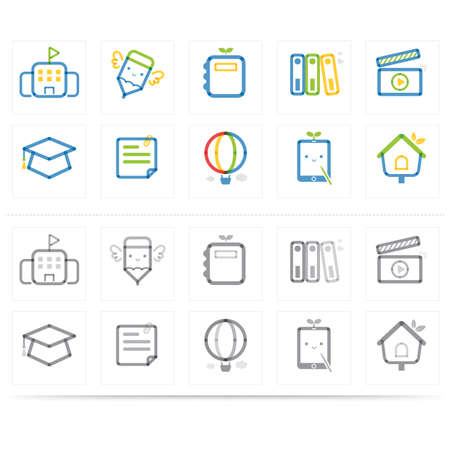 stylus: assorted icons