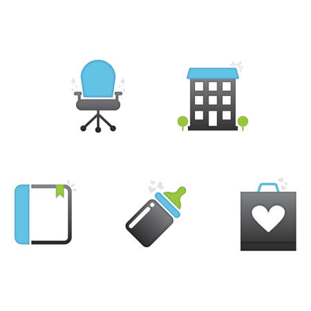 icons: assorted icons