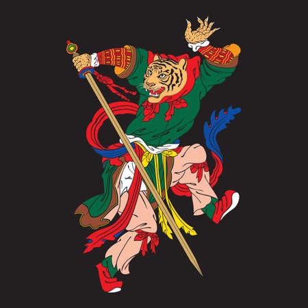 chinese tiger zodiac