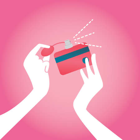 scented: credit card perfume