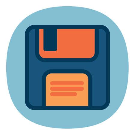 floppy disk: floppy disk