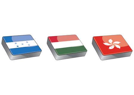 hongkong: country flags icon