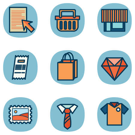 t document: various office icons
