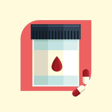 capsules: container and capsules