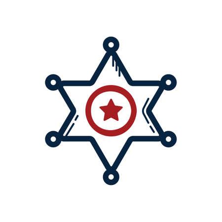 sheriff: sheriff star badge