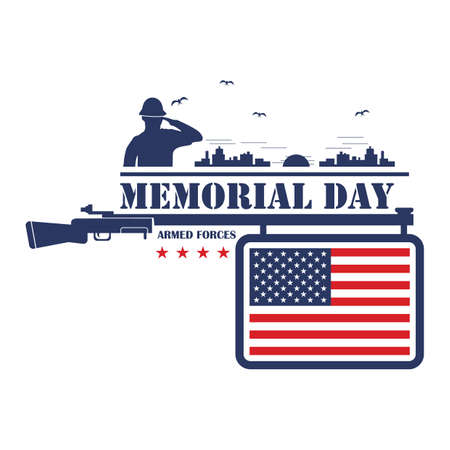 fallen: memorial day