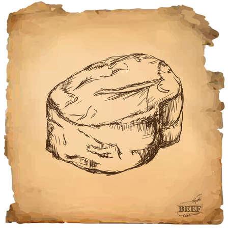 round: round beef cut