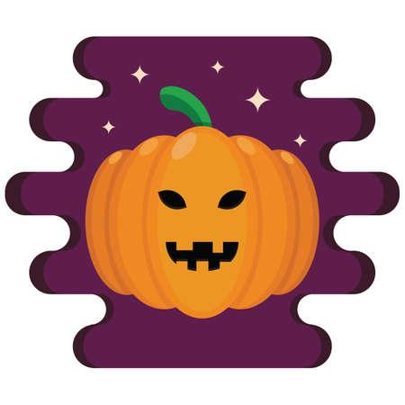 haunting: halloween pumpkin