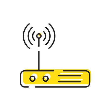 wireless: wireless router