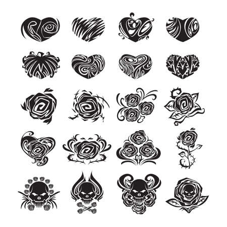 tattoo collectie