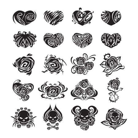 Tattoo-Sammlung