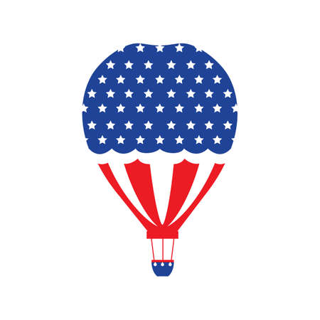air: hot air balloon