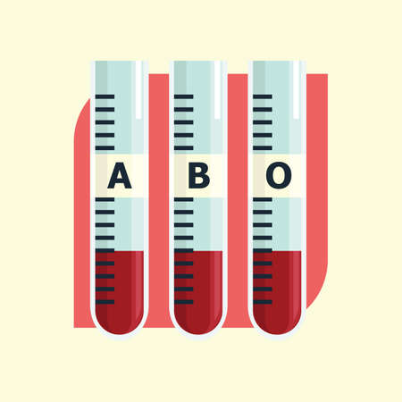 blood sample: blood sample
