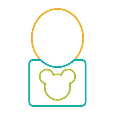 babero: babero bebé