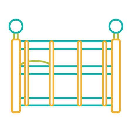 baby crib: baby crib