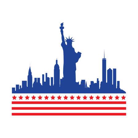 liberty: statue of liberty