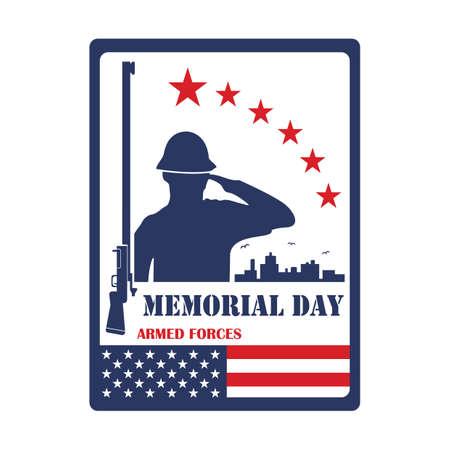 memorial day Фото со стока - 52557026