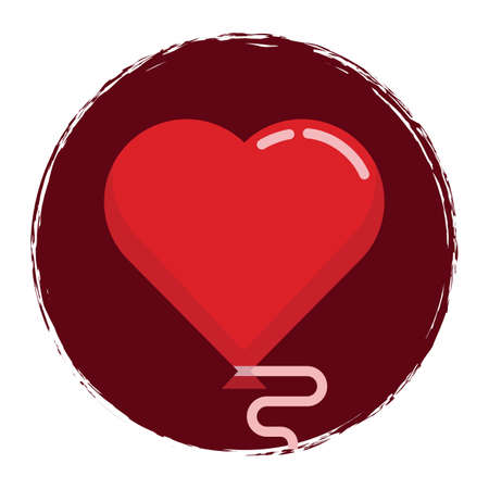 heart shaped: heart shaped balloon